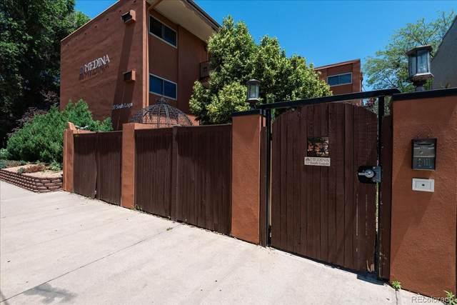 20 S Logan Street #102, Denver, CO 80209 (#3705338) :: Wisdom Real Estate