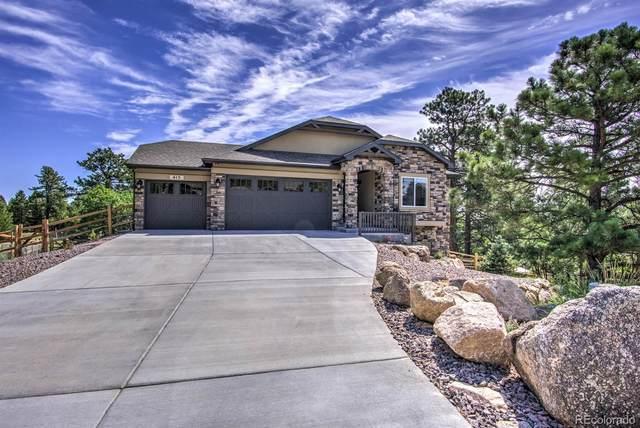 415 Stone Cottage Grove, Colorado Springs, CO 80906 (MLS #3705427) :: 8z Real Estate