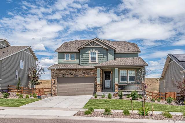 17305 W 94th Avenue, Arvada, CO 80007 (#3705462) :: The DeGrood Team