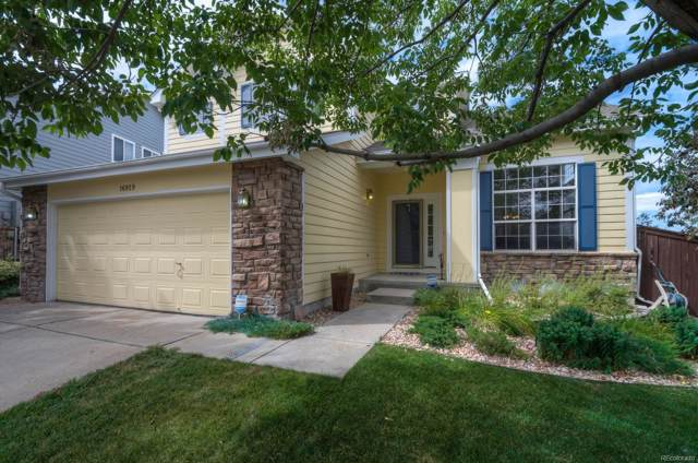 16929 Cornerstone Lane, Parker, CO 80134 (MLS #3705506) :: Kittle Real Estate
