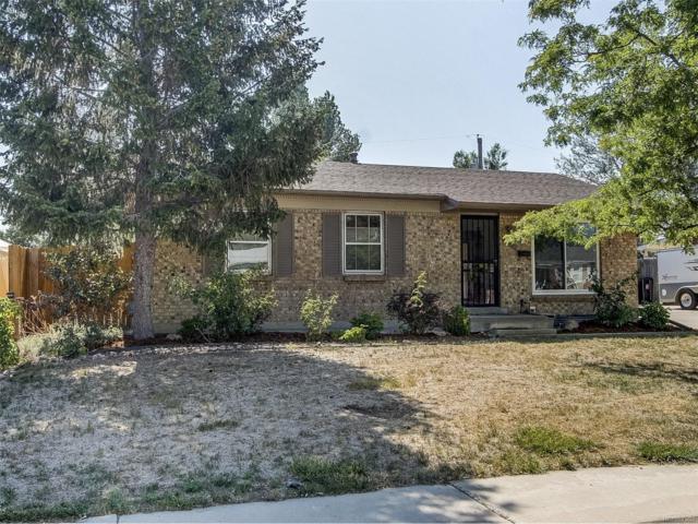 256 Balsam Avenue, Brighton, CO 80601 (MLS #3705590) :: 8z Real Estate