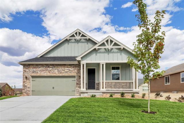 42061 Firestone Circle, Elizabeth, CO 80107 (#3705647) :: The City and Mountains Group