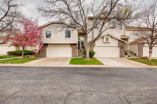 14740 E Chenango Place, Aurora, CO 80015 (#3705958) :: House Hunters Colorado