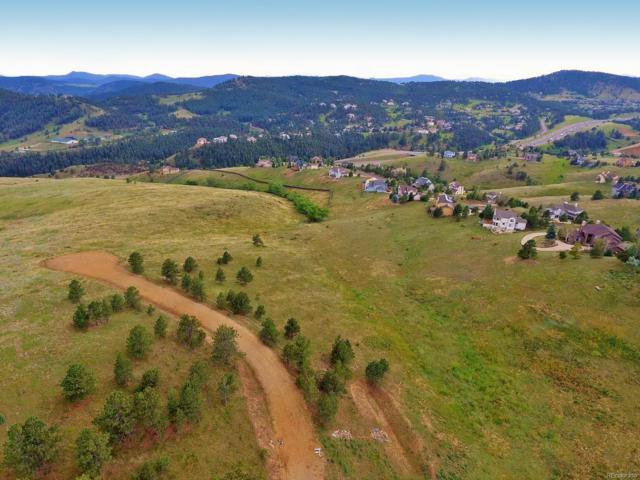 495 Mt. Evans Vista Road, Golden, CO 80401 (MLS #3706036) :: 8z Real Estate