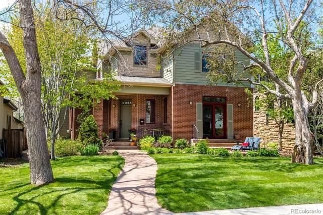 2435 S Cook Street, Denver, CO 80210 (#3706048) :: Briggs American Properties