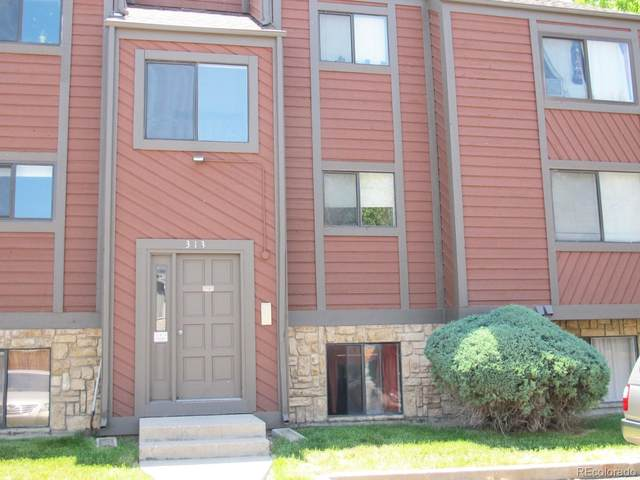 313 W Lehow Avenue #1, Englewood, CO 80110 (#3706064) :: Bring Home Denver with Keller Williams Downtown Realty LLC