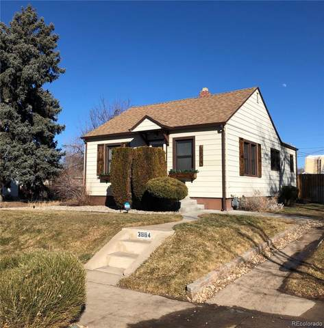 3884 S Bannock Street, Englewood, CO 80110 (#3706291) :: Bring Home Denver with Keller Williams Downtown Realty LLC