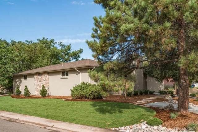 3504 W Alamo Drive, Littleton, CO 80123 (#3706369) :: The Brokerage Group