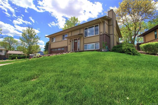 1497 S Yank Street, Lakewood, CO 80228 (#3706747) :: The Galo Garrido Group