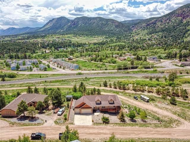 122 Star View Circle, Palmer Lake, CO 80133 (#3706780) :: The Harling Team @ Homesmart Realty Group