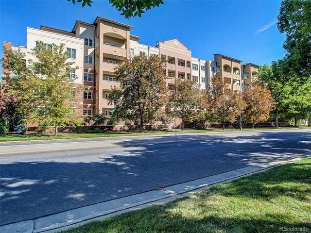 2200 S University Boulevard #101, Denver, CO 80210 (#3707018) :: Wisdom Real Estate
