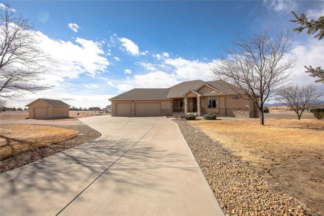 39882 Ridgecrest Court, Severance, CO 80610 (#3707147) :: Colorado Home Finder Realty