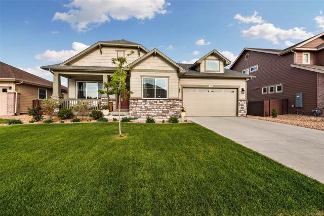 5788 Connor Street, Timnath, CO 80547 (MLS #3707457) :: Keller Williams Realty