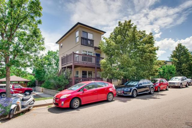 1738 Yaupon Avenue E2, Boulder, CO 80304 (#3707686) :: The Galo Garrido Group