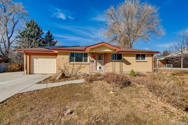 8271 Chase Way, Arvada, CO 80003 (#3707730) :: James Crocker Team