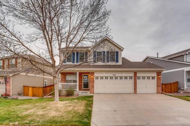 1337 Mulberry Lane, Highlands Ranch, CO 80129 (#3707883) :: RE/MAX Professionals