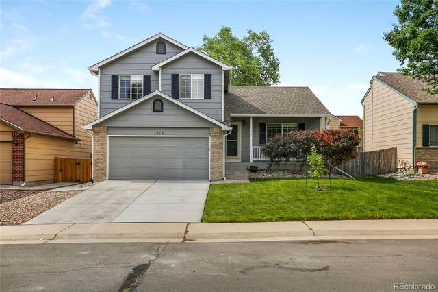 5368 E 129th Avenue, Thornton, CO 80241 (#3707917) :: James Crocker Team