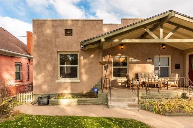 2922 N Hooker Street, Denver, CO 80211 (#3707950) :: RazrGroup