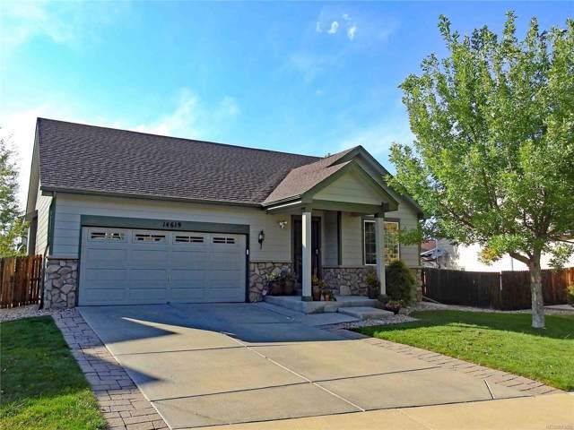14619 Race Street, Thornton, CO 80602 (#3708483) :: The Griffith Home Team