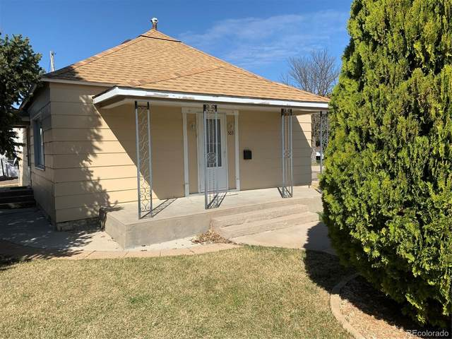503 Adams Street, Wray, CO 80758 (#3708600) :: Re/Max Structure