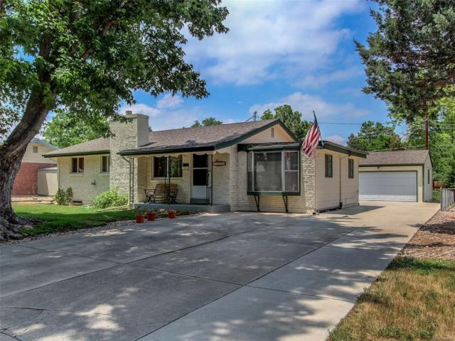 3509 W Alamo Place, Littleton, CO 80123 (#3708715) :: Wisdom Real Estate