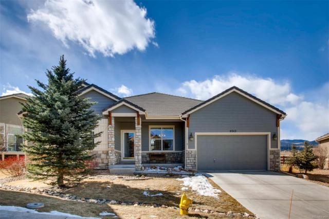 6543 Umber Circle, Arvada, CO 80007 (#3708834) :: The Galo Garrido Group