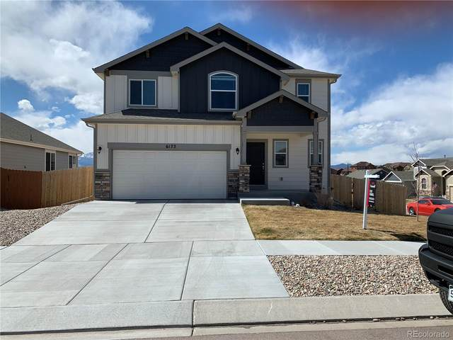 6132 Anders Ridge Lane, Colorado Springs, CO 80927 (#3708835) :: The DeGrood Team