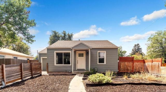 1795 Yosemite Street, Denver, CO 80220 (#3709086) :: The Heyl Group at Keller Williams