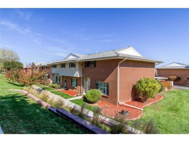9253 E Nassau Avenue, Denver, CO 80237 (#3709094) :: Thrive Real Estate Group