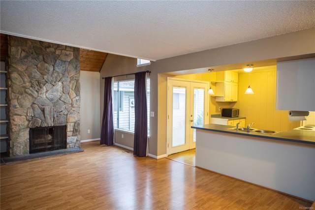 2419 S Xanadu Way A, Aurora, CO 80014 (MLS #3709261) :: Colorado Real Estate : The Space Agency