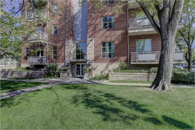 1700 N Emerson Street #401, Denver, CO 80218 (#3709506) :: The Peak Properties Group