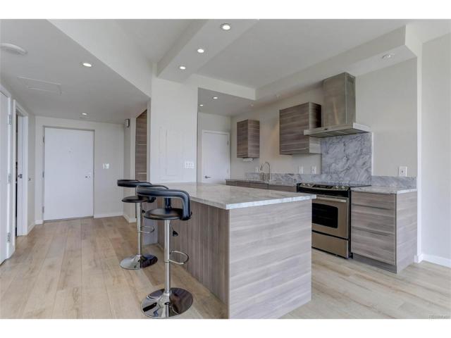 1350 Lawrence Street 6B, Denver, CO 80204 (MLS #3709646) :: 8z Real Estate