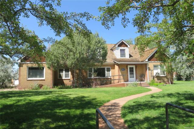 815 West Avenue, Alamosa, CO 81101 (#3710042) :: Structure CO Group