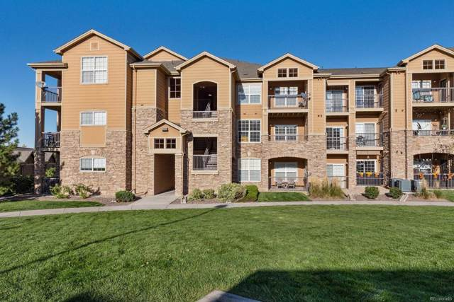 17520 Nature Walk Trail #206, Parker, CO 80134 (#3710395) :: The DeGrood Team