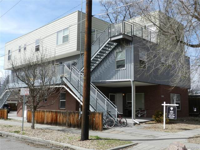 2389 S High Street #3, Denver, CO 80210 (#3710644) :: milehimodern