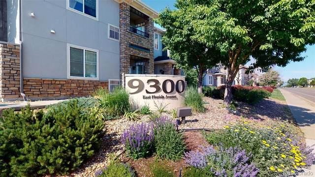 9300 E Florida Avenue #1008, Denver, CO 80247 (#3710688) :: Re/Max Structure