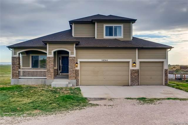 28365 Dylon Circle, Elizabeth, CO 80107 (#3710809) :: Wisdom Real Estate