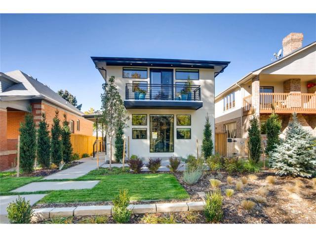 223 S Lafayette Street, Denver, CO 80209 (MLS #3710896) :: 8z Real Estate
