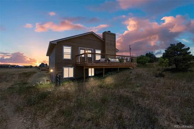 44492 Lariat Trail, Elizabeth, CO 80107 (MLS #3710978) :: Keller Williams Realty