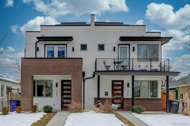 1352 Ivy Street, Denver, CO 80220 (#3711233) :: Berkshire Hathaway HomeServices Innovative Real Estate