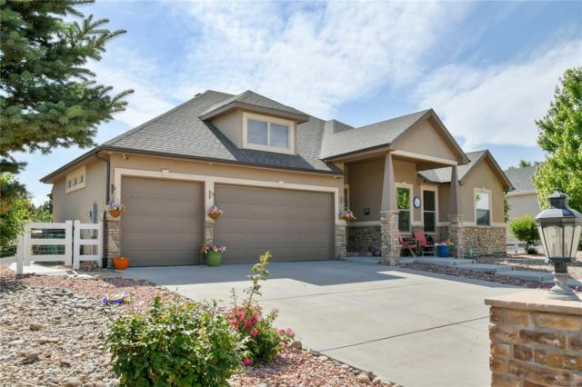 151 S Roland Avenue, Fort Lupton, CO 80621 (#3711544) :: The Galo Garrido Group