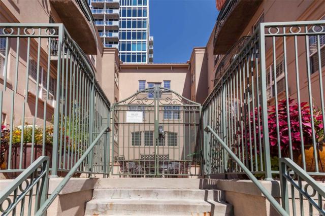 1200 Cherokee Street #406, Denver, CO 80204 (#3711647) :: The Peak Properties Group