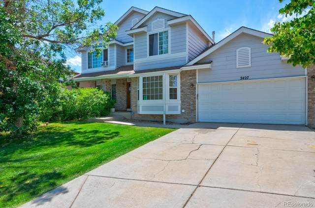 2427 S Zeno Street, Aurora, CO 80013 (#3711835) :: Peak Properties Group