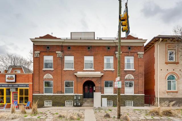 2524 Champa Street #3, Denver, CO 80205 (#3711979) :: The HomeSmiths Team - Keller Williams