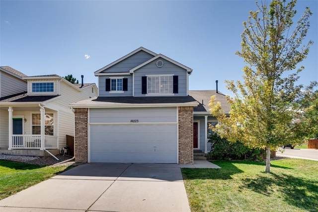 10223 Rotherwood Circle, Highlands Ranch, CO 80130 (MLS #3712219) :: 8z Real Estate