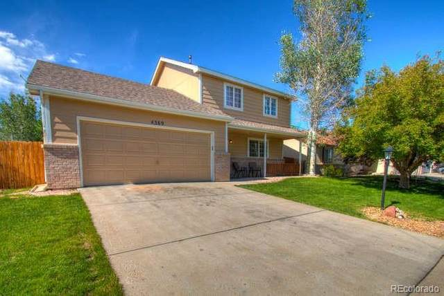 Address Not Published, , CO  (MLS #3712222) :: Kittle Real Estate