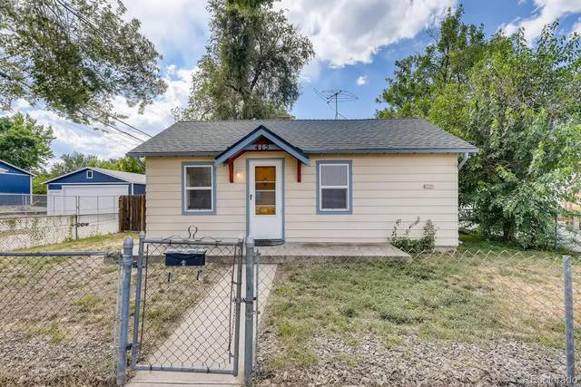 415 S Navajo Street, Denver, CO 80223 (#3712389) :: Symbio Denver