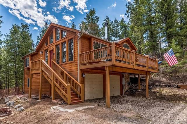 152 S Laura Avenue, Pine, CO 80470 (#3712417) :: The Colorado Foothills Team | Berkshire Hathaway Elevated Living Real Estate
