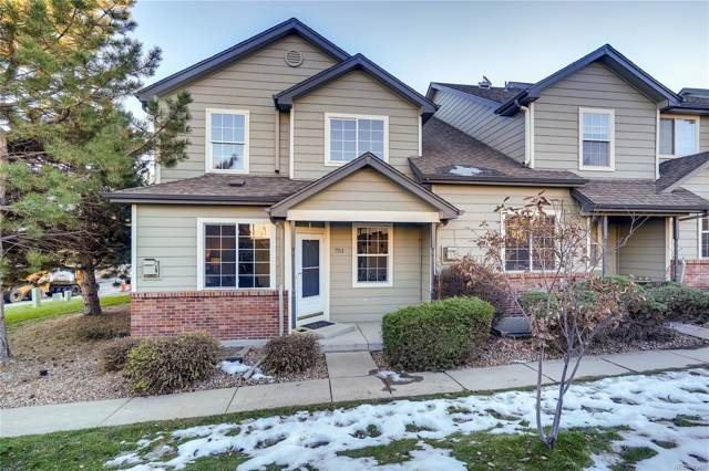 751 S Depew Street, Lakewood, CO 80226 (#3712823) :: The Heyl Group at Keller Williams