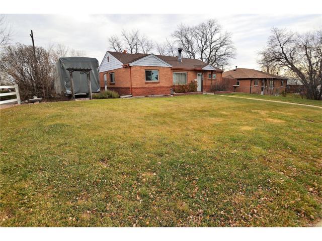 9240 Fir Drive, Thornton, CO 80229 (#3713211) :: The Peak Properties Group